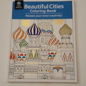 Coloring Book | Beautiful Cities